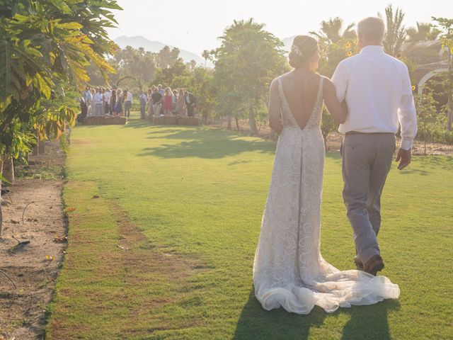 Ross and Heather's Wedding in Cabo San Lucas, Mexico 38