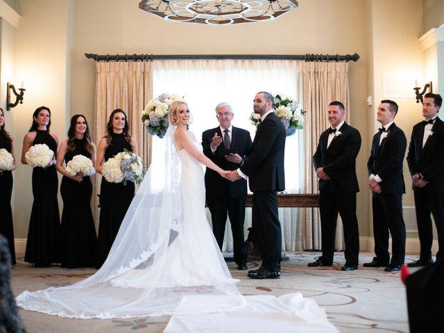 David and Nichole's Wedding in Middleburg, Virginia 5