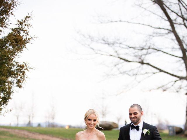 David and Nichole's Wedding in Middleburg, Virginia 6