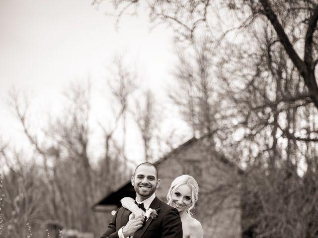 David and Nichole's Wedding in Middleburg, Virginia 7