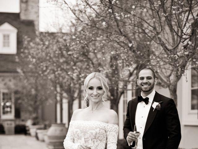 David and Nichole's Wedding in Middleburg, Virginia 10