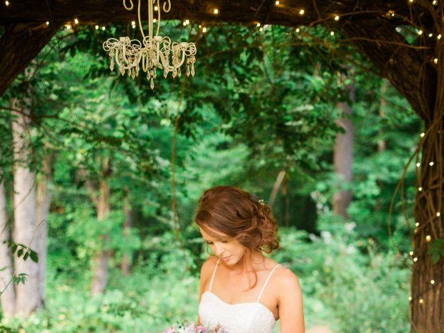 Casey and Alan's Wedding in Blue Ridge, Virginia 16