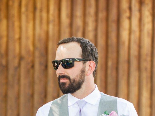 Casey and Alan's Wedding in Blue Ridge, Virginia 18