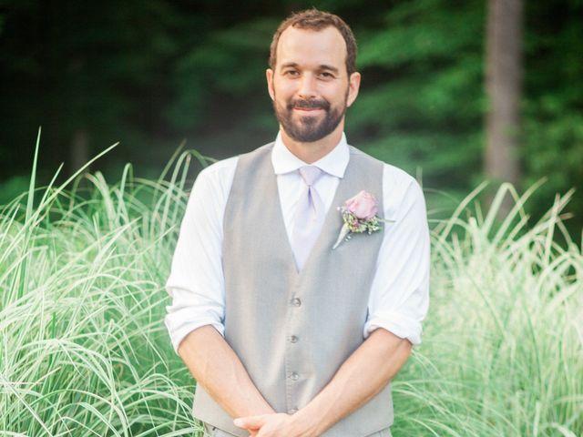 Casey and Alan's Wedding in Blue Ridge, Virginia 19