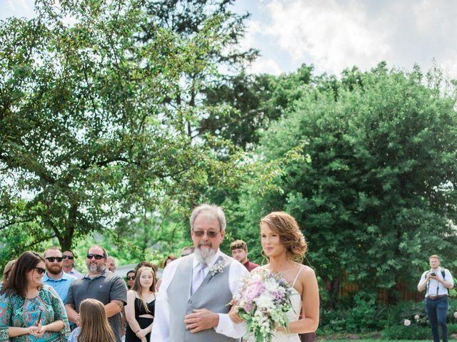 Casey and Alan's Wedding in Blue Ridge, Virginia 21