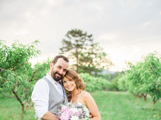Casey and Alan's Wedding in Blue Ridge, Virginia 26