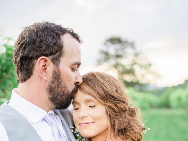 Casey and Alan's Wedding in Blue Ridge, Virginia 27