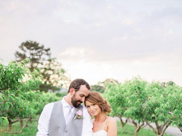Casey and Alan's Wedding in Blue Ridge, Virginia 28