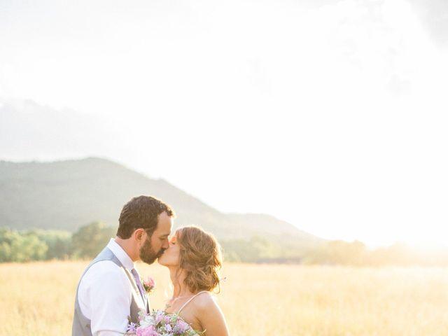 Casey and Alan's Wedding in Blue Ridge, Virginia 32