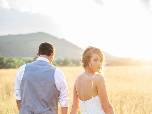 Casey and Alan's Wedding in Blue Ridge, Virginia 34