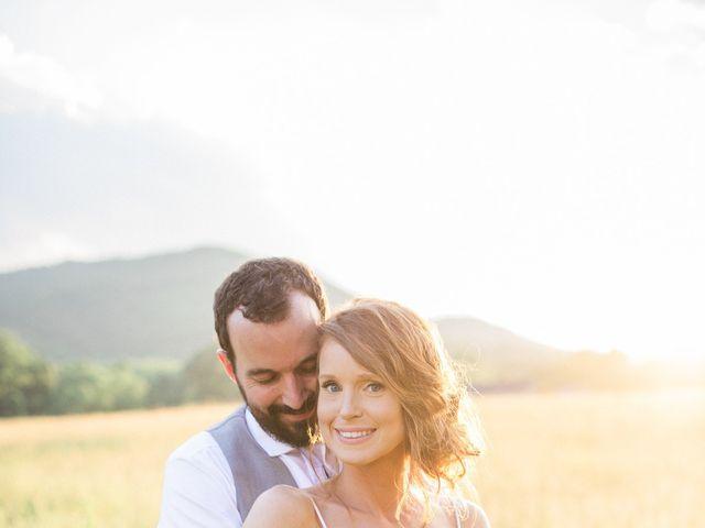 Casey and Alan's Wedding in Blue Ridge, Virginia 38