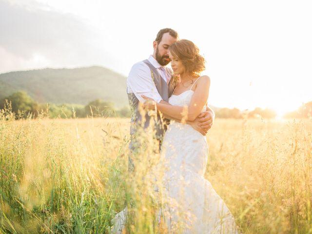 Casey and Alan's Wedding in Blue Ridge, Virginia 40