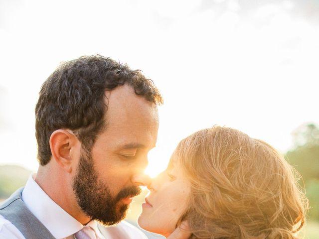 Casey and Alan's Wedding in Blue Ridge, Virginia 42