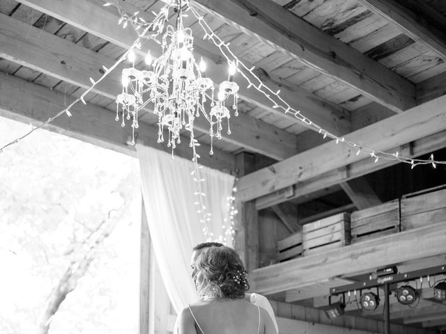 Casey and Alan's Wedding in Blue Ridge, Virginia 47