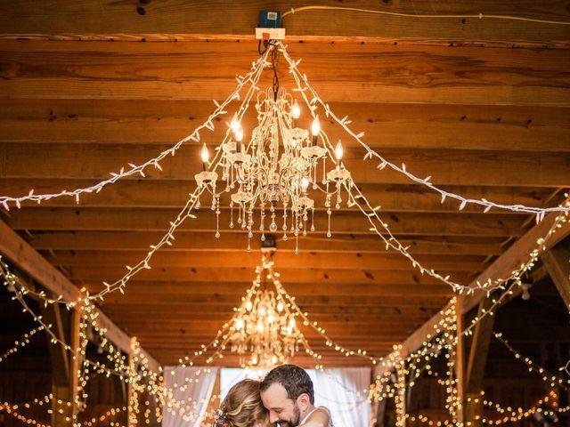 Casey and Alan's Wedding in Blue Ridge, Virginia 48