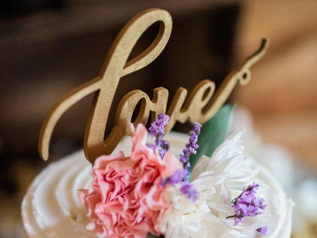 Casey and Alan's Wedding in Blue Ridge, Virginia 49