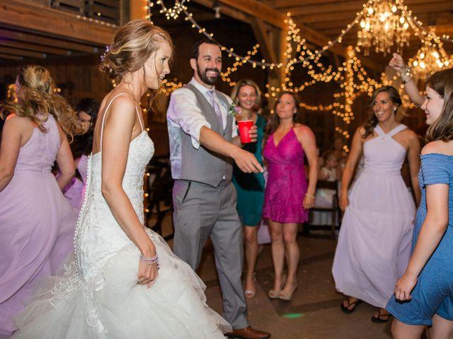 Casey and Alan's Wedding in Blue Ridge, Virginia 52