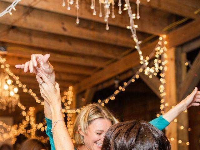 Casey and Alan's Wedding in Blue Ridge, Virginia 53