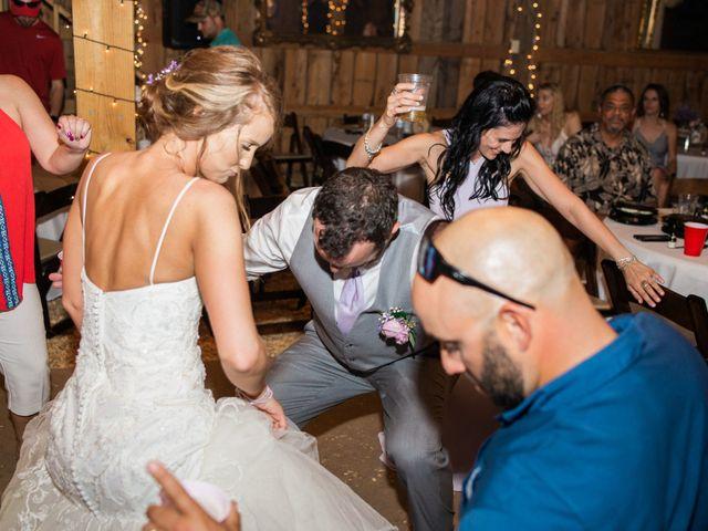 Casey and Alan's Wedding in Blue Ridge, Virginia 54