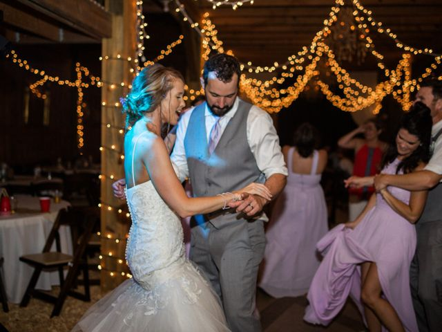 Casey and Alan's Wedding in Blue Ridge, Virginia 55