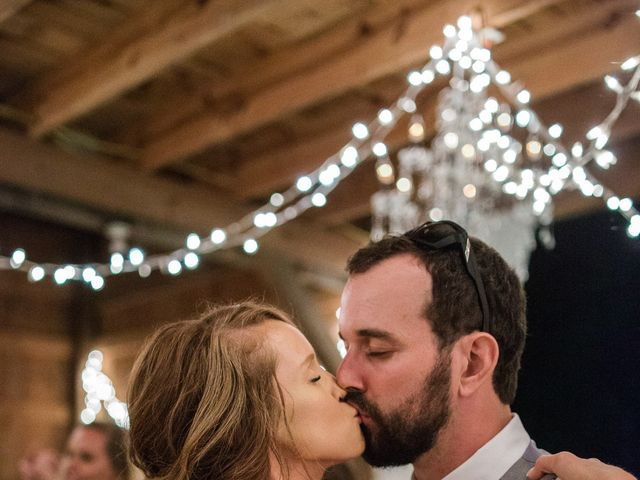 Casey and Alan's Wedding in Blue Ridge, Virginia 56
