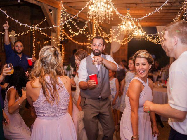 Casey and Alan's Wedding in Blue Ridge, Virginia 57