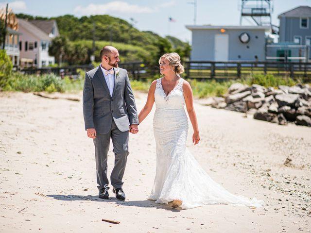 The wedding of Sarah and Noland