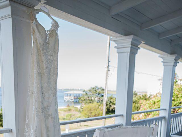 Noland and Sarah's Wedding in Southport, North Carolina 5