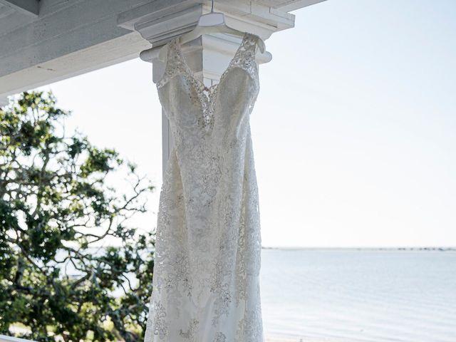 Noland and Sarah's Wedding in Southport, North Carolina 6