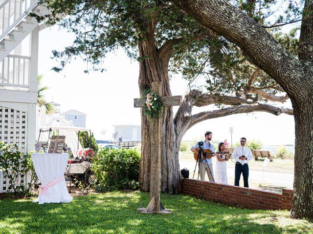 Noland and Sarah's Wedding in Southport, North Carolina 13
