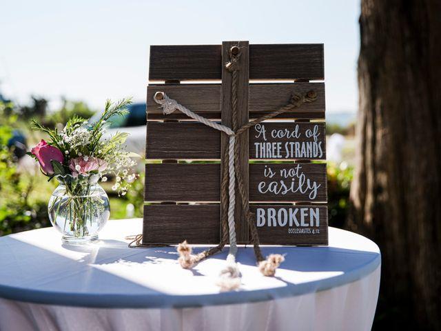 Noland and Sarah's Wedding in Southport, North Carolina 14