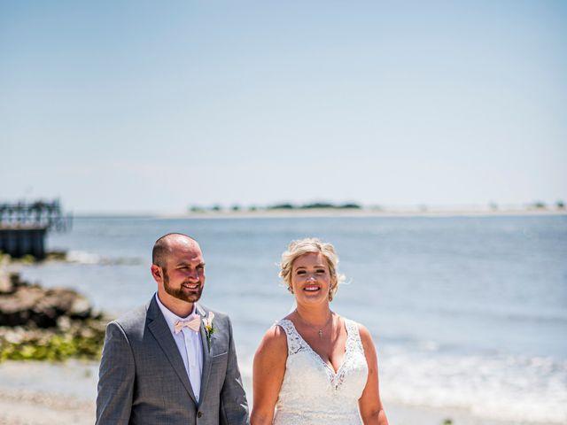 Noland and Sarah's Wedding in Southport, North Carolina 19