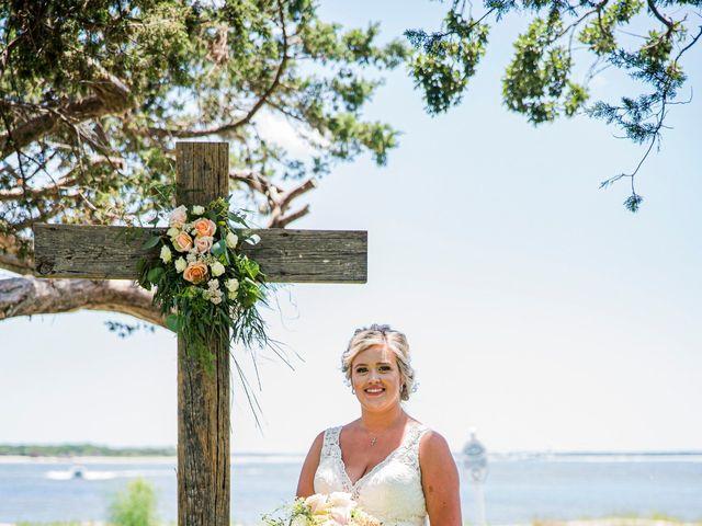 Noland and Sarah's Wedding in Southport, North Carolina 20