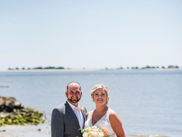 Noland and Sarah's Wedding in Southport, North Carolina 21