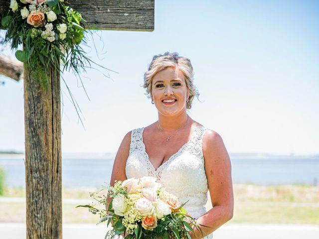Noland and Sarah's Wedding in Southport, North Carolina 22