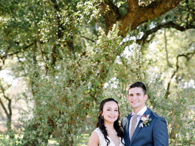 Chris and Marisa's Wedding in Austin, Texas 1