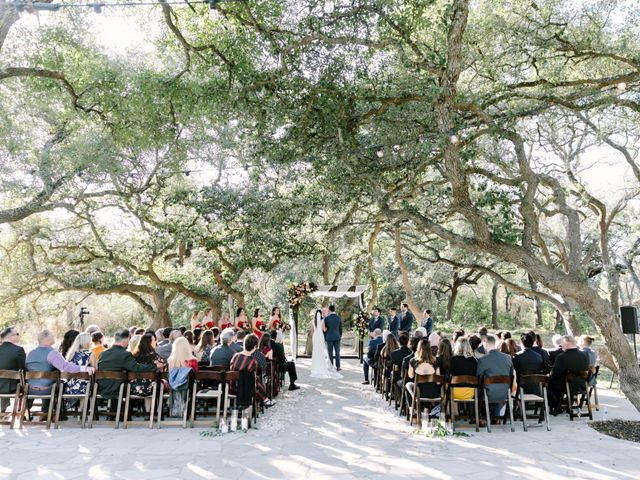 Chris and Marisa's Wedding in Austin, Texas 13
