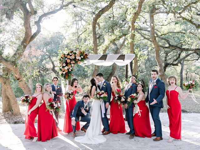 Chris and Marisa's Wedding in Austin, Texas 14