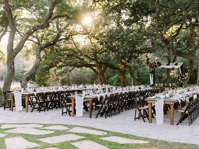 Chris and Marisa's Wedding in Austin, Texas 15
