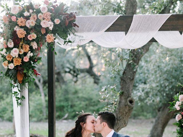 Chris and Marisa's Wedding in Austin, Texas 17