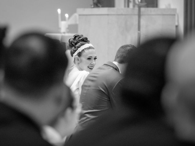 Tony and Felisha's Wedding in Monaca, Pennsylvania 20
