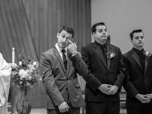 Tony and Felisha's Wedding in Monaca, Pennsylvania 25