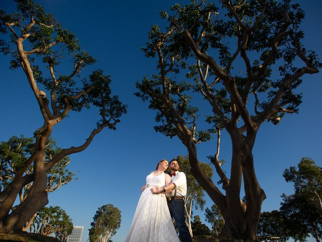 Josh and Katie's Wedding in San Diego, California 33