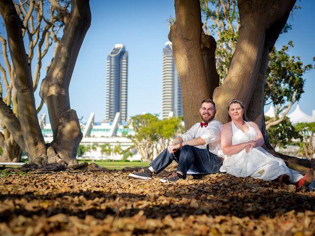Josh and Katie's Wedding in San Diego, California 36
