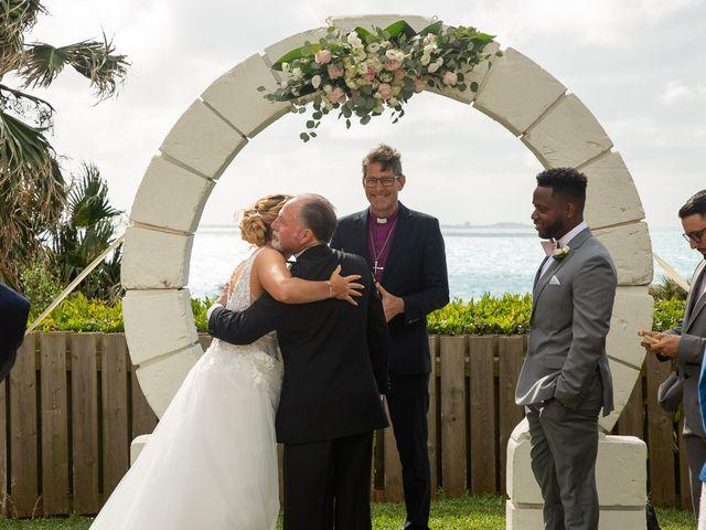 Carlos and Renee's Wedding in Hamilton, Bermuda 2