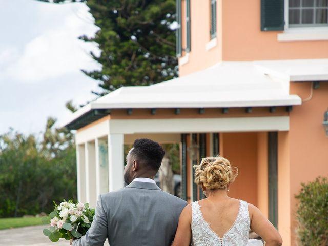 Carlos and Renee's Wedding in Hamilton, Bermuda 7