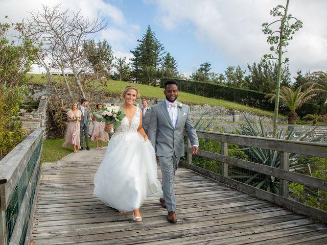 Carlos and Renee's Wedding in Hamilton, Bermuda 8