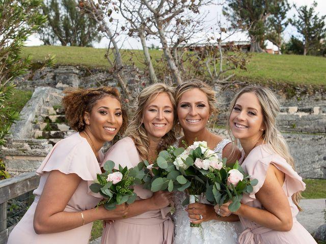 Carlos and Renee's Wedding in Hamilton, Bermuda 9
