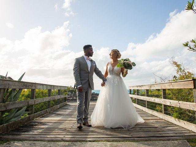 Carlos and Renee's Wedding in Hamilton, Bermuda 13