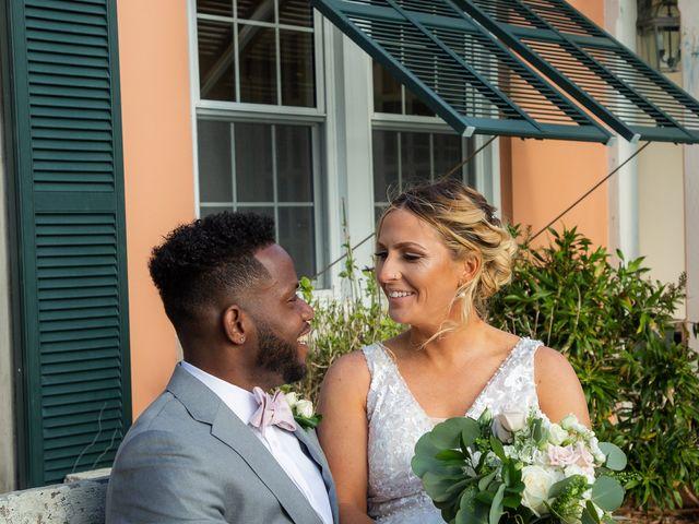 Carlos and Renee's Wedding in Hamilton, Bermuda 14